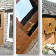 Rustic Exterior Stable Doors For Your Home